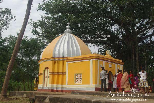 Gandheswari Shiva Temple, Gokulnagar