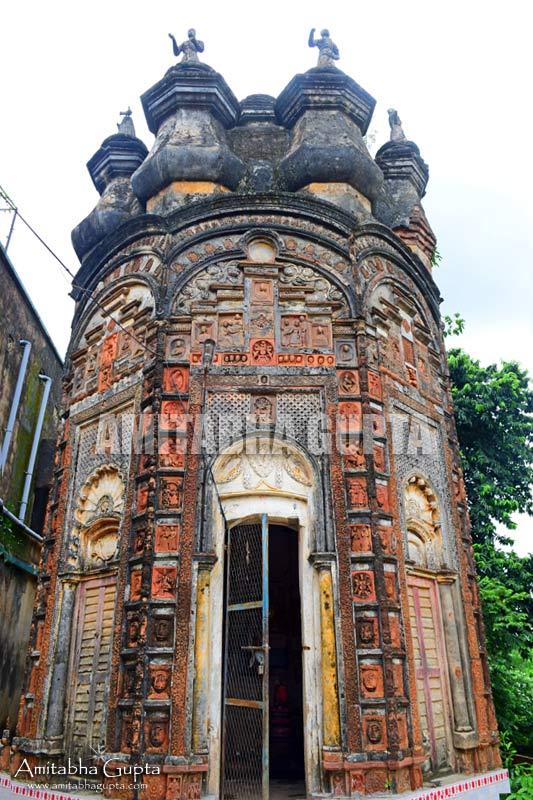 The Octagonal Chandranath Shiva Temple